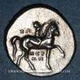Monnaies Calabre. Tarente. Didrachme, vers 281-272 av. J-C