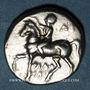 Monnaies Calabre. Tarente (vers 272-240 av. J-C). Didrachme