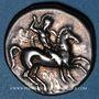 Monnaies Calabre. Tarente (vers 281-272 av. J-C). Didrachme