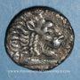 Monnaies Carie. Knidos. Autokrates, magistrat. Drachme, 330-250 av. J-C