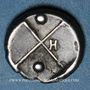 Monnaies Chersonèse de Thrace. Tétrobole, vers 480-350 av. J.-C.