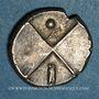 Monnaies Chersonèse de Thrace. Tétrobole. Vers 480-350 av. J.-C.