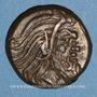Monnaies Chersonèse Taurique. Panticapée. Bronze (4e siècle av. J-C).