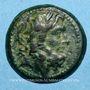 Monnaies Cilicie. Aigaié. Bronze, 47-27 av. J-C