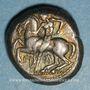 Monnaies Cilicie. Célendéris. Statère, vers 425-400 av. J-C
