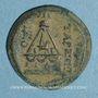 Monnaies Cilicie. Tarse. Bronze, vers 165-80 av. J-C