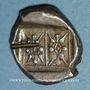 Monnaies Corcyra. Statère, vers 550-500 av. J-C