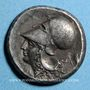Monnaies Corinthe. Statère, 345-307 av. J-C