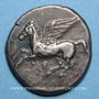 Monnaies Corinthe. Statère, 400-338 av. J-C