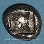 Monnaies Dynastes de Lycie. Dynaste incertain (6e -5e s. av. J-C). Statère, vers 510-470 av. J-C