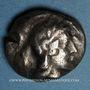 Monnaies Dynastes de Lycie. Erbbina (vers 400-385 av. J-C). Triobole. Telmessus(?). Inédit !