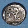 Monnaies Dynastes de Lycie. Kuprilli (vers 470-440 av. J-C). Tétrobole, Xanthos