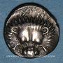 Monnaies Dynastes de Lycie. Trbbenimi (vers 390-380 av. J-C). Tétrobole
