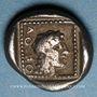 Monnaies Dynastes de Lycie. Uwug (vers 470-440 av. J-C). Tétrobole