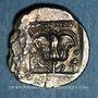 Monnaies Iles de Carie. Rhodes. Apollonios, magistrat. Hémidrachme, 125-88 av. J-C