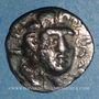 Monnaies Iles de Carie. Rhodes. Arxinos, magistrat. Hémidrachme, 125-88 av. J-C