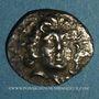 Monnaies Iles de Carie. Rhodes. Diogene, magistrat. Hémidrachme, 125-88 av. J-C