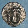 Monnaies Iles de Carie. Rhodes. Diogenes, magistrat. Hémidrachme, 125-88 av. J-C