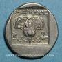 Monnaies Iles de Carie. Rhodes. Lysimachus, magistrat. Drachme, vers 88-44 av. J-C