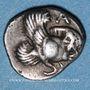Monnaies Ionie. Clazomène (5e siècle av. J-C). Diobole