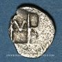 Monnaies Ionie. Colophon (vers 450-410 av. J-C). Hémiobole
