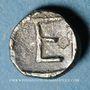 Monnaies Ionie. Colophon (vers 490-400 av. J-C). Tétartémorion