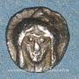 Monnaies Ionie. Colophon (vers 525-490 av. J-C). Tétartémorion