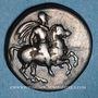Monnaies Ionie. Magnésie du Méandre (3e siècle av. J-C). Lykom, magistrat. Tétrobole.