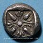 Monnaies Ionie, Milet (6e - 5e siècle av. J-C), diobole