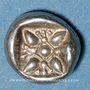 Monnaies Ionie. Milet (6e - 5e siècle av. J-C). Diobole