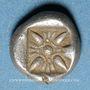 Monnaies Ionie. Milet (6e-5e siècle av. J-C). Diobole
