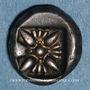 Monnaies Ionie. Milet. Diobole, 6e - 5e siècle av. J-C