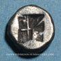 Monnaies Ionie. Phocée. Diobole, vers 521-478 av. J-C