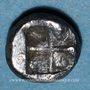 Monnaies Ionie. Phocée (vers 490-475 av J-C). Trihémiobole