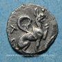 Monnaies Ionie. Téos. Hémiobole, vers 460-420 av J-C