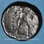 Monnaies Italie. Bruttium. Les Bruttiens. Bronze, 282-203 av. J-C