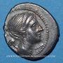 Monnaies Italie. Bruttium. Les Bruttiens. Drachme, 282-203 av. J-C