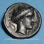 Monnaies Italie. Bruttium. Rhégium (vers 415-387 av. J-C). Hemiobole