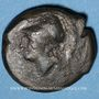 Monnaies Italie. Campanie. Cales. Litra après 268 av. J-C