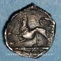 Monnaies Italie. Campanie. Phistelia. Obole, 325-275 av. J-C