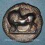 Monnaies Italie. Lucanie. Sybaris. Statère, 560-510 av J-C