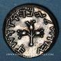 Monnaies Judée. 1ère révolte (60-70). Shekel an 2