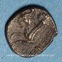 Monnaies Judée. Epoque perse - Ezékias (avant 333 av. J-C). Hémiobole