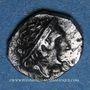 Monnaies Judée. Royaume de Juda, domination ptolémaique (vers 302-246 av. J-C). Hémiobole