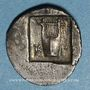 Monnaies Ligue Lycienne. Kragos. Hémidrachme, vers 48-42 av. J-C