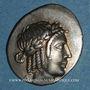Monnaies Ligue Lycienne. Masykites. Hémidrachme, vers 48-27 av. J-C