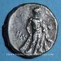 Monnaies Lucanie. Héraclée. Didrachme, 281-272 av. J-C