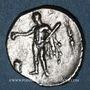 Monnaies Lucanie. Héraclée (vers 276-250 av. J-C). Didrachme