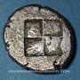 Monnaies Macédoine. Acanthe. Tétradrachme, vers 510-480 av. J-C