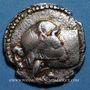 Monnaies Macédoine, Acanthe, tétrobole (424-380 av. J-C)